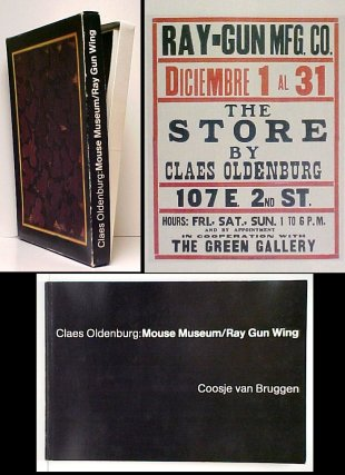 Image for Claes Oldenburg : Mouse Museum / Ray Gun Wing. in box
