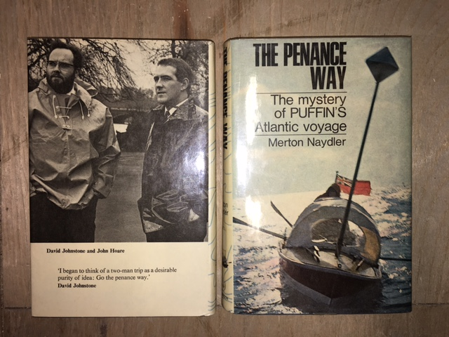 Image for The Penance Way : The Mystery of Puffin's Atlantic voyage.  First Edition in dustjacket