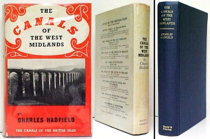 Image for Canals of the West Midlands.  2nd Edition in dustjacket
