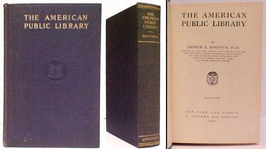 Image for American Public Library.  1st US