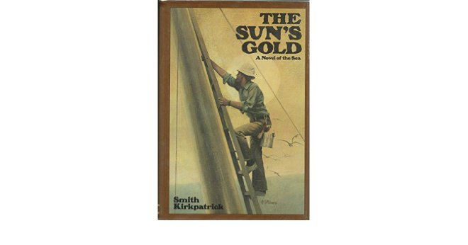 Image for The Sun's Gold.  First Edition in dustjacket.