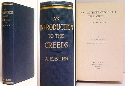 Image for Introduction to The Creeds and to The Te Deum
