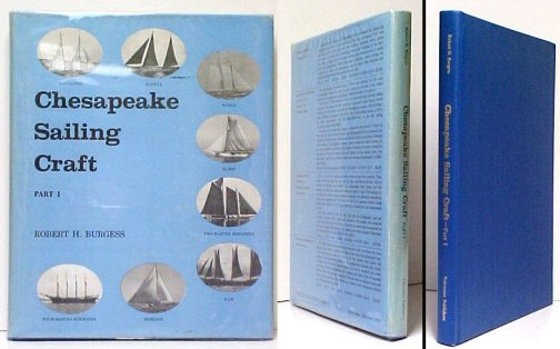 Image for Chesapeake Sailing Craft, Part I.  in dj