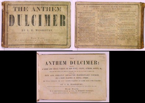Image for Anthem Dulcimer