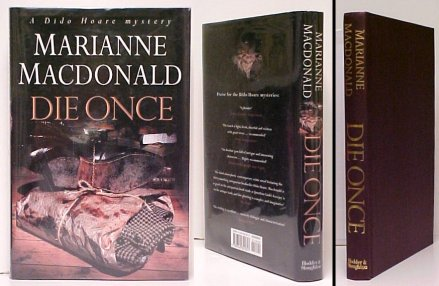 Image for Die Once. First Edition in dustjacket, Signed