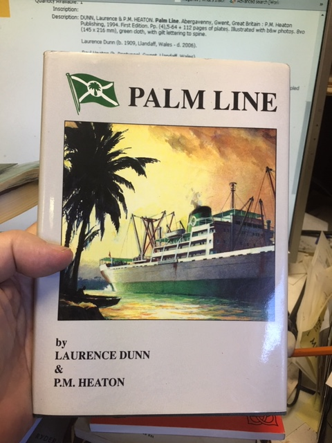 Image for Palm Line.  First Edition in dustjacket