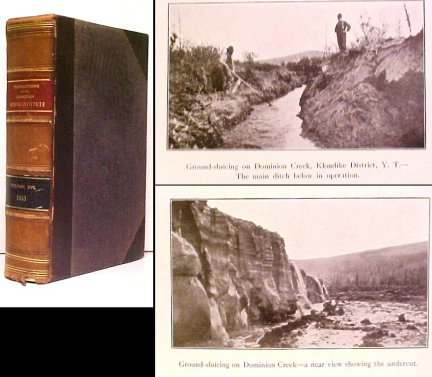 Image for Transactions of the Canadian Mining Institute 1913 Vol. XVI