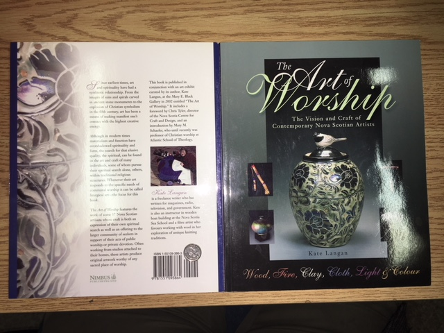 Image for The Art of Worship : The Vision and Craft of Contemporary Nova Scotian Artists.  First Edition