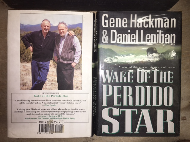Image for Wake of the Perdido Star. First Edition in dustjacket