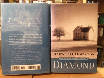 Image for Diamond : A Memoir of 100 Days.  First Edition in dustjacket.