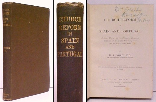 Image for Church Reform in Spain and Portugal