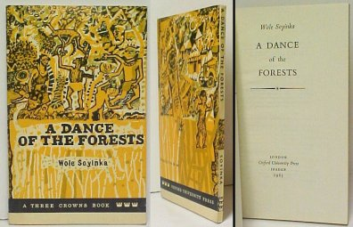 Image for Dance of the Forests. 1st pr.