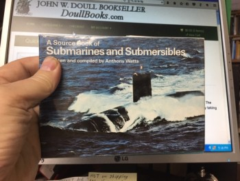 Image for A Source Book of Submarines and Submersibles. First Edition in dustjacket