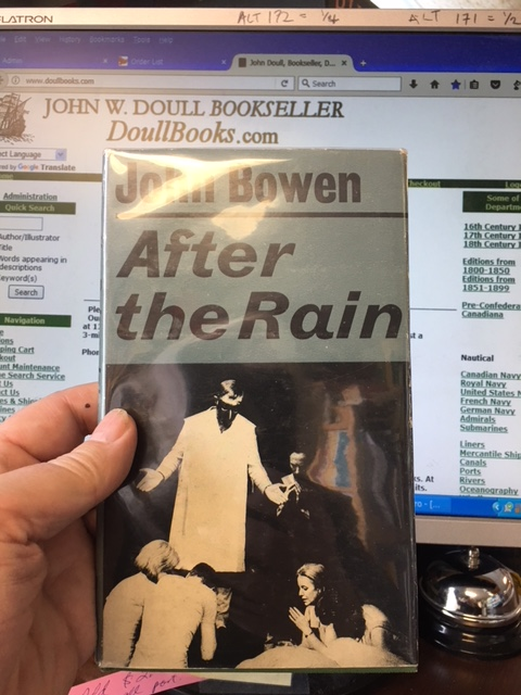 Image for After the Rain  : A Play in Three Acts. First Edition in dustjacket
