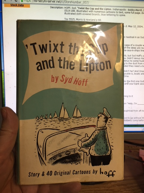 Image for Twixt the Cup and the Lipton.  First Edition in dustjacket.