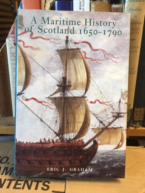 Image for A Maritime History of Scotland, 1650-1790.   First Edition in dustjacket