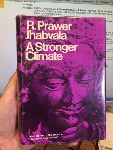 Image for A Stronger Climate: 9 Stories. First American Edition in dustjacket