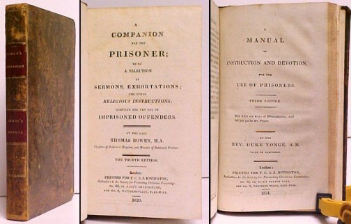 Image for Companion for the Prisoner; being a selection of Sermons, Exhortations; andother Religious Instructions; compiled for the use of Imprisoned Offenders .  4th ed