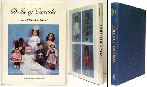 Image for Dolls of Canada : A Reference Guide.  1st pr in dj