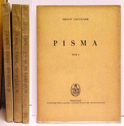 Image for Pisma.  3 vols.