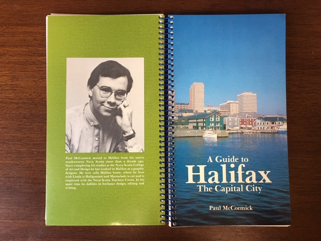 Image for A Guide to Halifax : The Capital City.  First Edition
