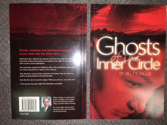 Image for Ghosts of the Inner Circle.  First Edition, Signed
