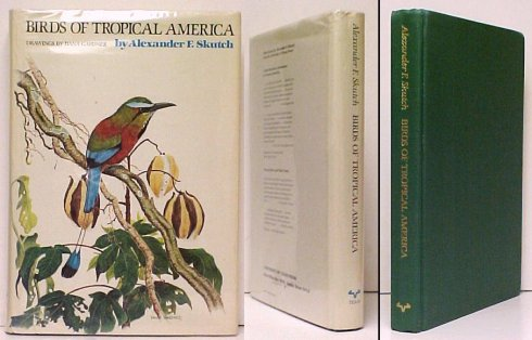 Image for Birds of Tropical America.   signed 1st ed. in dj.