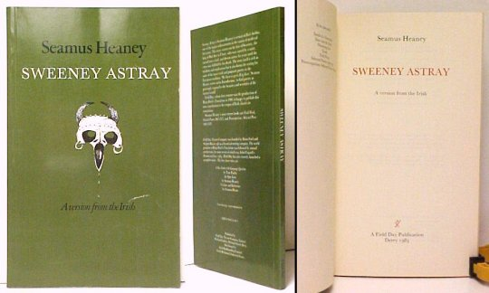 Image for Sweeney Astray.  1st pbk