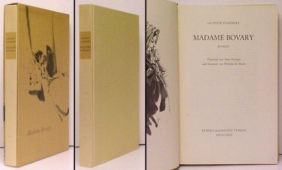 Image for Madame Bovary.  in slipcase.