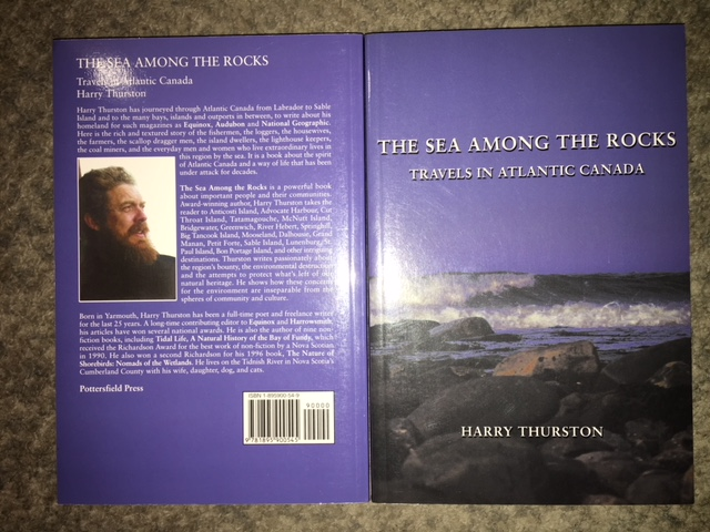 Image for The Sea Among the Rocks : Travels in Atlantic Canada.  First Edition