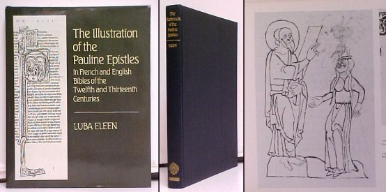 Image for Illustrations of the Pauline Epistles in French and English Bibles of the Twelfth and Thirteenth Centuries.  in dj.