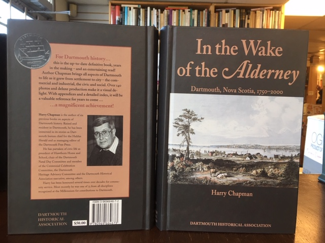 Image for In the Wake of the Alderney : Dartmouth, Nova Scotia, 1750-2000.  First Edition, Hardcover.