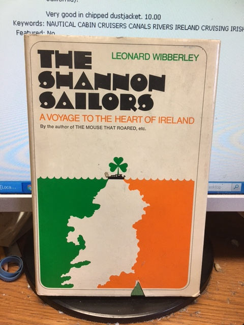 Image for The Shannon Sailors : A Voyage to the Heart of Ireland.  First Edition in dustjacket.