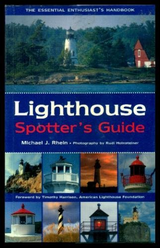 Image for Lighthouse Spotter's Guide. First Edition