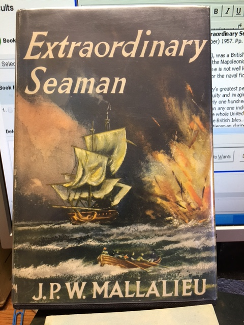 Image for Extraordinary Seaman.  First Edition in dustjacket