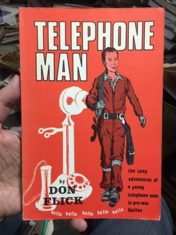 Image for Telephone Man.  First Edition