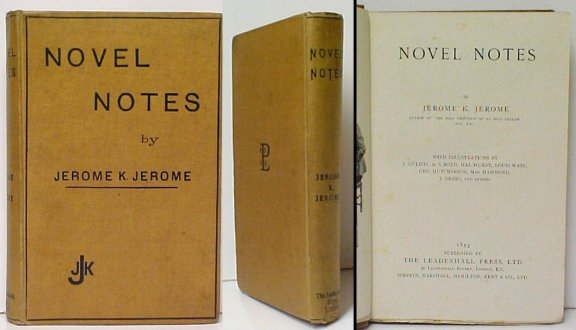 Image for Novel Notes.  First Edition