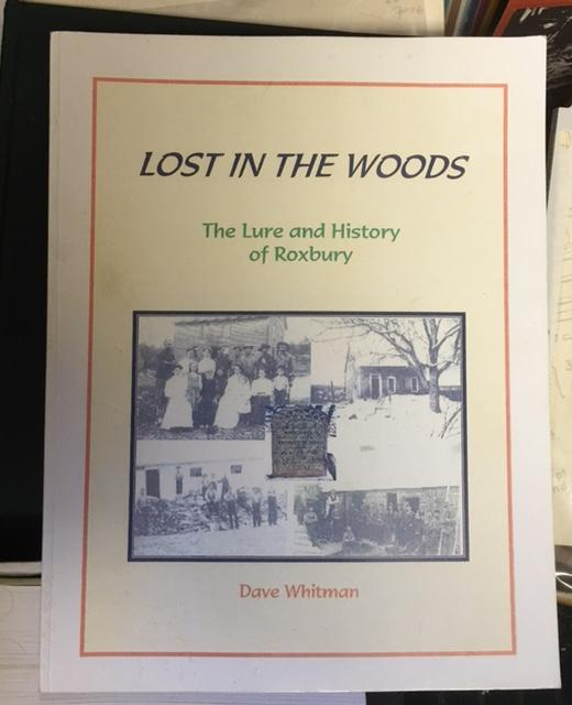 Image for Lost in the Woods : The Lure and History of Roxbury.  First Edition, Signed.