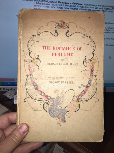 Image for The Romance of Perfume. First Edition.