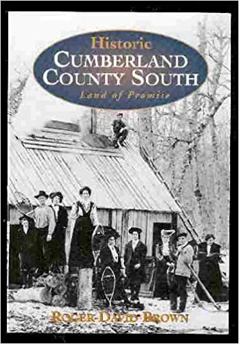 Image for Historic Cumberland County South : Land of Promise.   First Edition