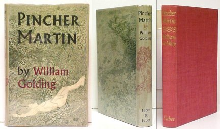 Image for Pincher Martin. First Edition in dustjacket