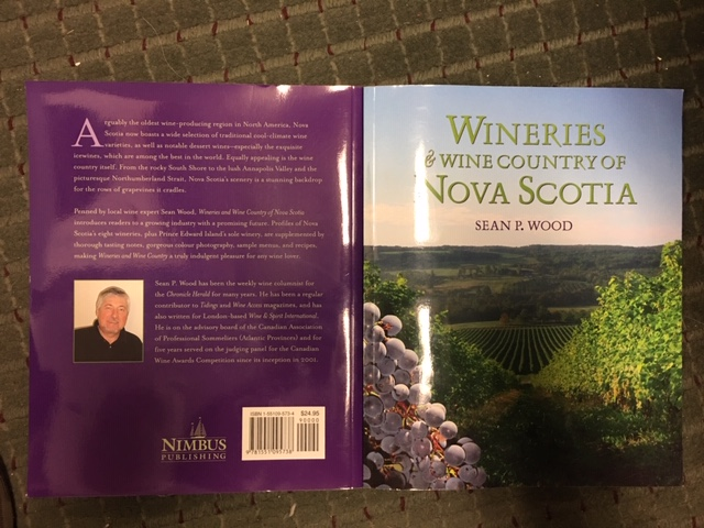 Image for Wineries & Wine Country of Nova Scotia. First Edition