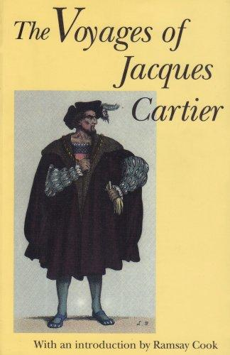 Image for Voyages of Jacques Cartier.  University of Toronto Press Edition, 4th Printing paperback