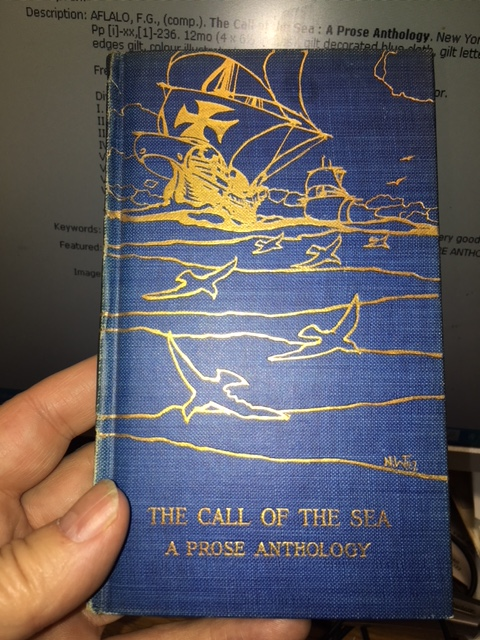 Image for The Call of the Sea : A Prose Anthology