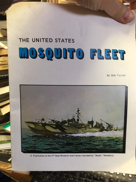 Image for The United States Mosquito Fleet.  First Edition