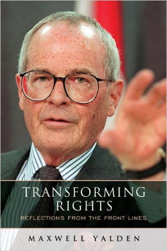 Image for Transforming Rights : Reflections from the Front Lines. First Edition in dustjacket.