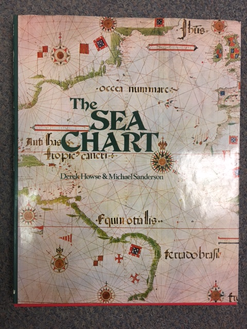 Image for The Sea Chart : An Historical Survey based on the Collections in the National Maritime Museum. First Edition in dustjacket