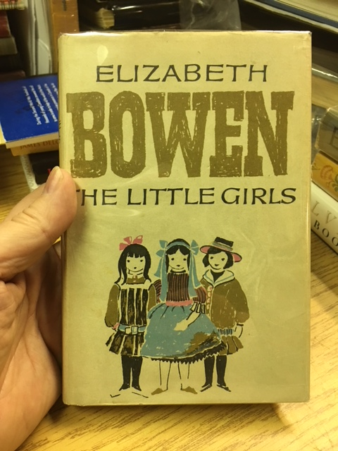 Image for The Little Girls. First British Edition in dustjacket