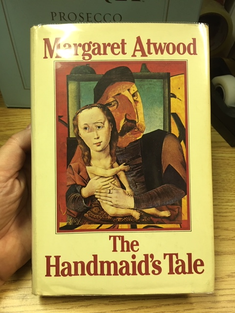 Image for The Handmaid's Tale. First Edition in dustjacket.
