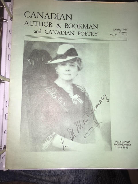 Image for Anne's First Sixty Years. An article about the publishing of the book Anne of Green Gables in Canadian Author and Bookman and Canadian Poetry, Vol. 44, No. 3, Spring 1969